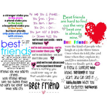 Related Pictures xanga best friend quotes